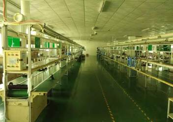 福永和平村大型工业园楼上带装修1266平米图片2