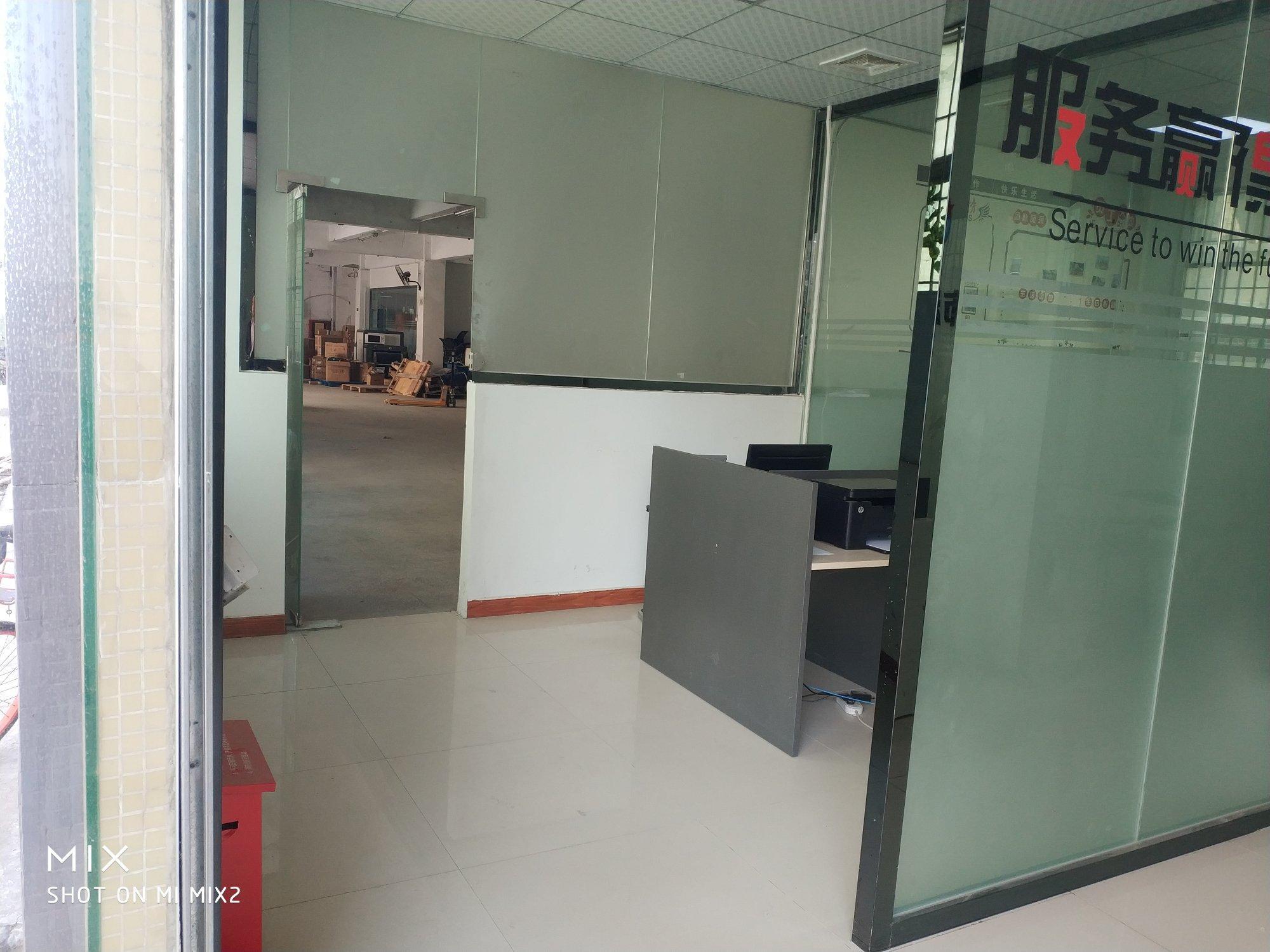 福永新和一楼新出600平带豪华装修水电齐全进驻直接办公