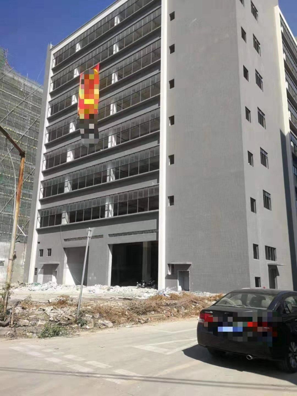 顺德龙江全新独院标准厂房24000方出租,红本,可分租过环评
