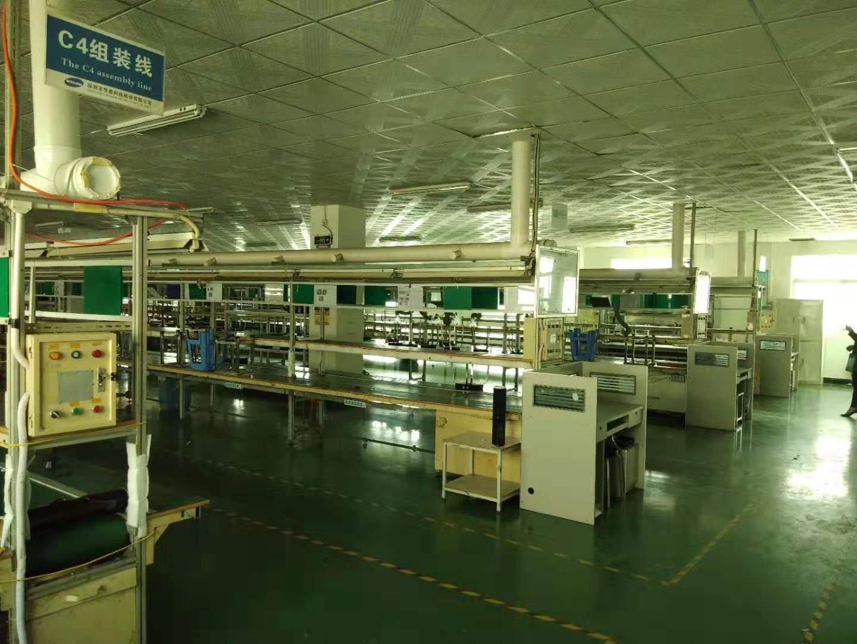 福永和平村大型工业园楼上带装修1266平米-图6