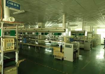 福永和平村大型工业园楼上带装修1266平米图片1