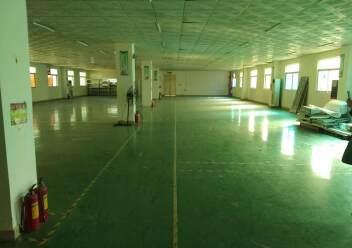 福永和平村大型工业园楼上带装修1266平米图片3