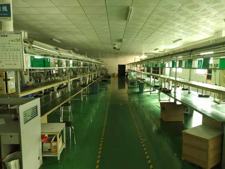 福永和平村大型工业园楼上带装修1266平米-图5