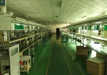 福永和平村大型工业园楼上带装修1266平米图片5