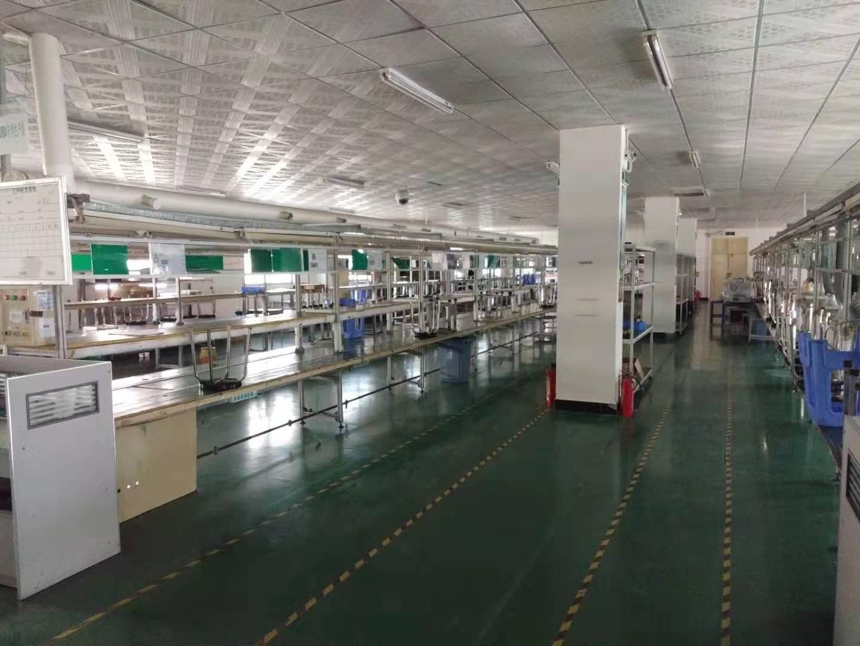 福永和平村大型工业园楼上带装修1266平米-图4