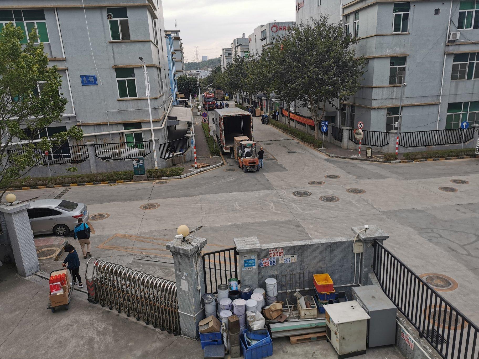 横岗新出二楼原房东现成装修厂房1580平低价出租-图4