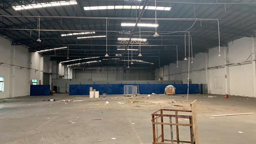东城同沙单一层4500方仓库出租