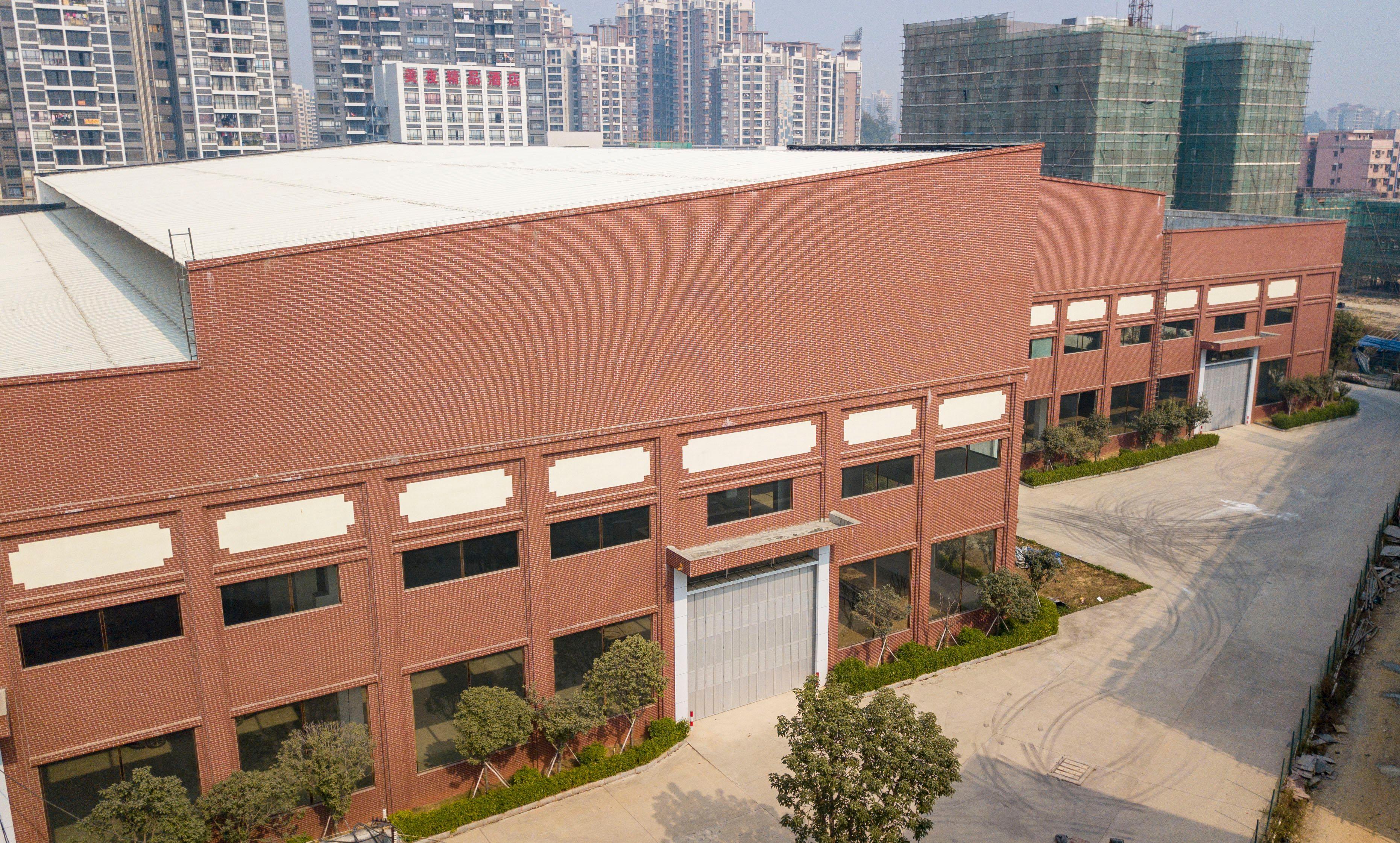 肇庆四会高新产业园重工业全新单一层18600方出租