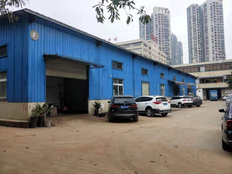 长安霄边新河工业园一楼900方可做仓库物流快递短租长租均可