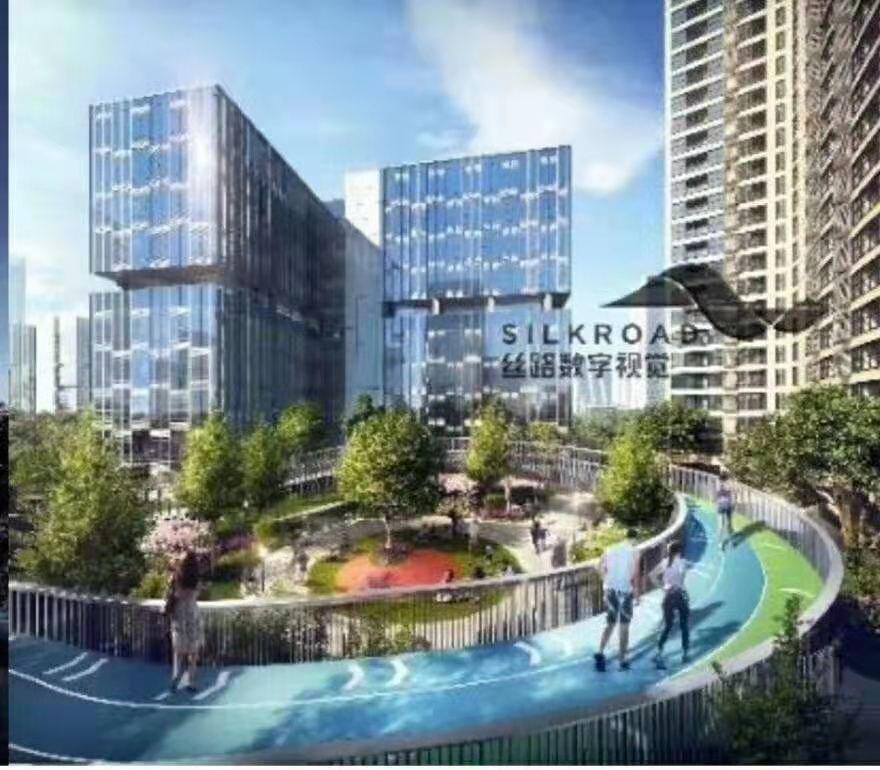 深圳市红本厂房100000平出售,可以分割大小出售