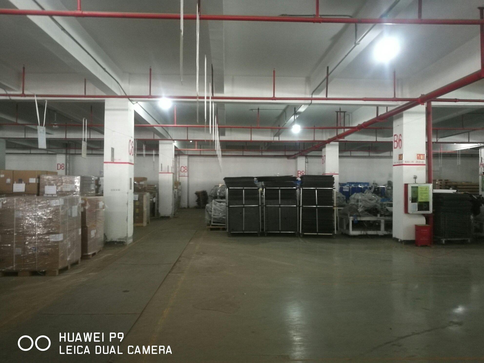 银星科技园4楼有个仓库出租,带喷淋,方正好用,红本面积出租。