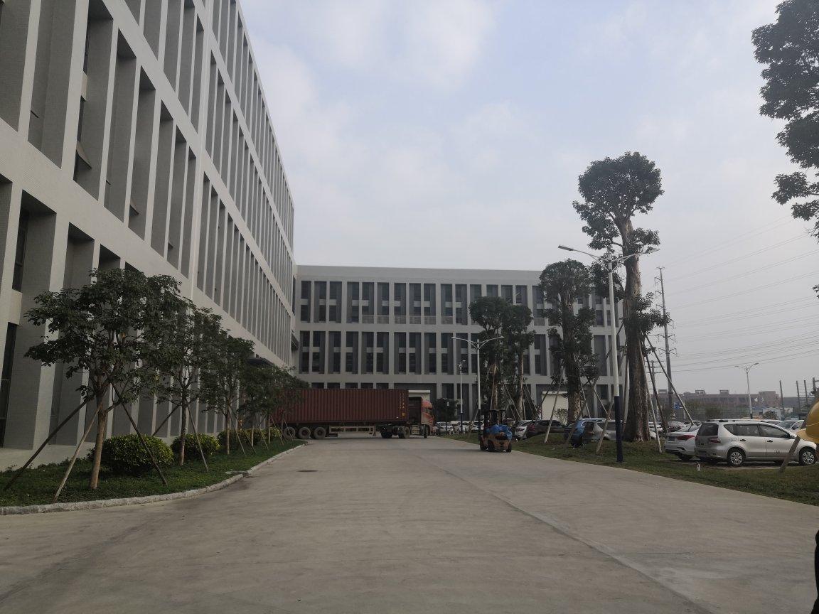 佛山大型工业园楼上8米标准厂房出租红本证齐可办环评