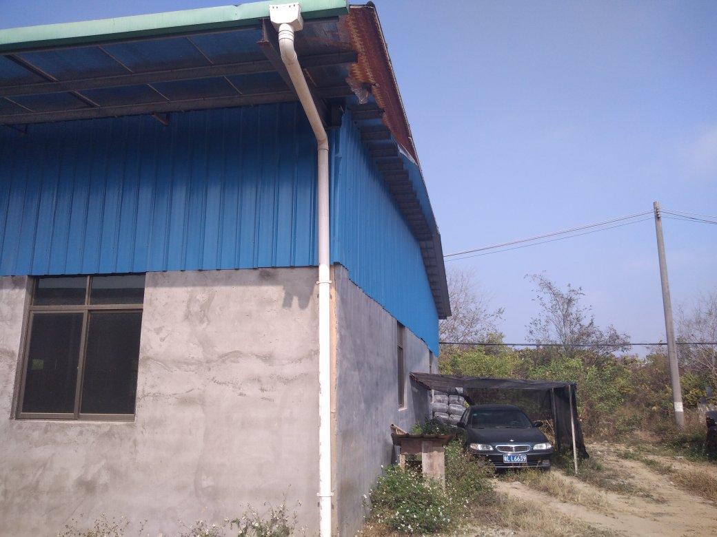 惠阳平潭镇平潭市场附近钢架结构仓库滴水六七百二十平