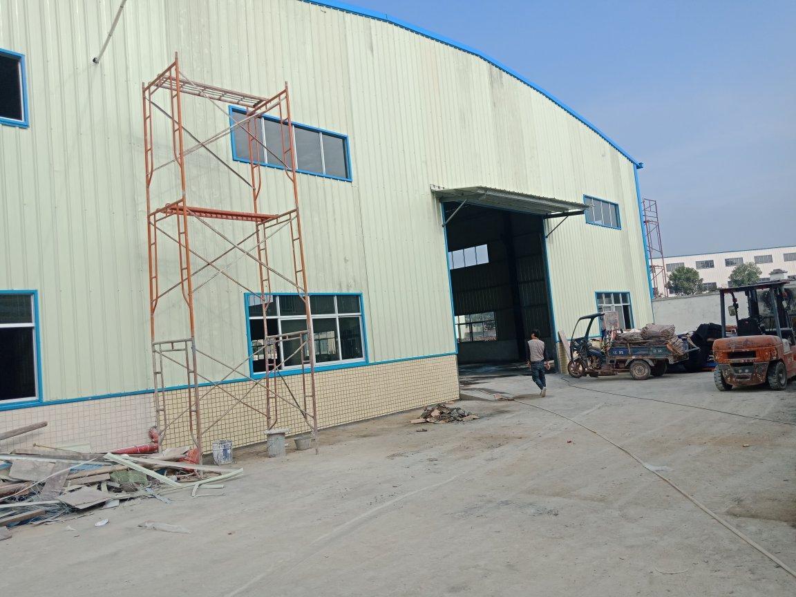 惠州市博罗县龙溪镇原房东钢结构2000平方招租