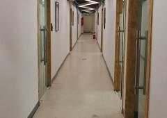 坂田新出一楼电商办公室218平带阁楼使用率高阁楼面积赠送