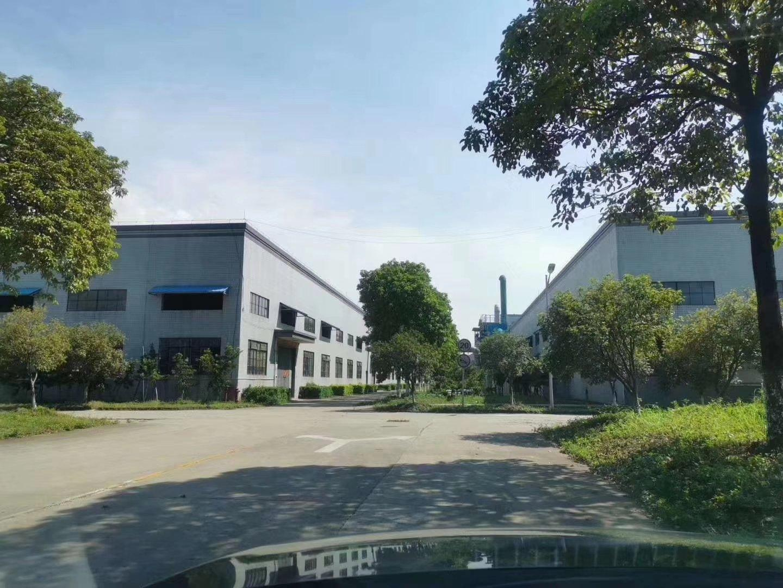 佛山三水大塘工业园独栋钢构带家具喷油环评厂房12000方出租