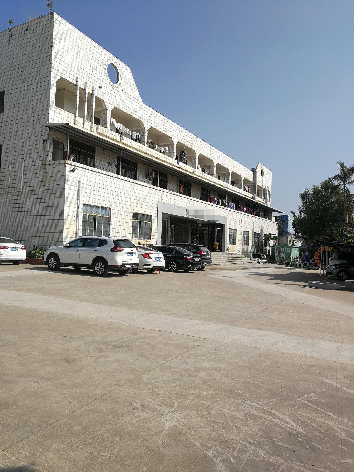 深圳市稀缺性价比高红本花园式标准独院厂房出售