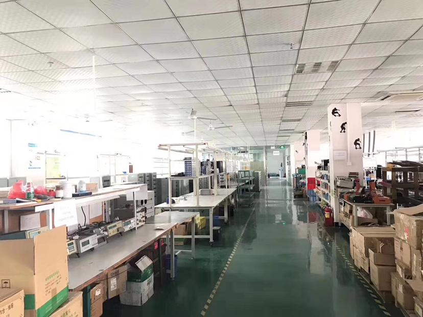 观澜梅观高速出口正规工业园新出带装修红本厂房1333平