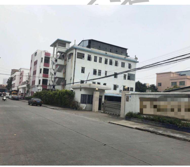 博罗县园洲镇占地2914m²国有证厂房出售