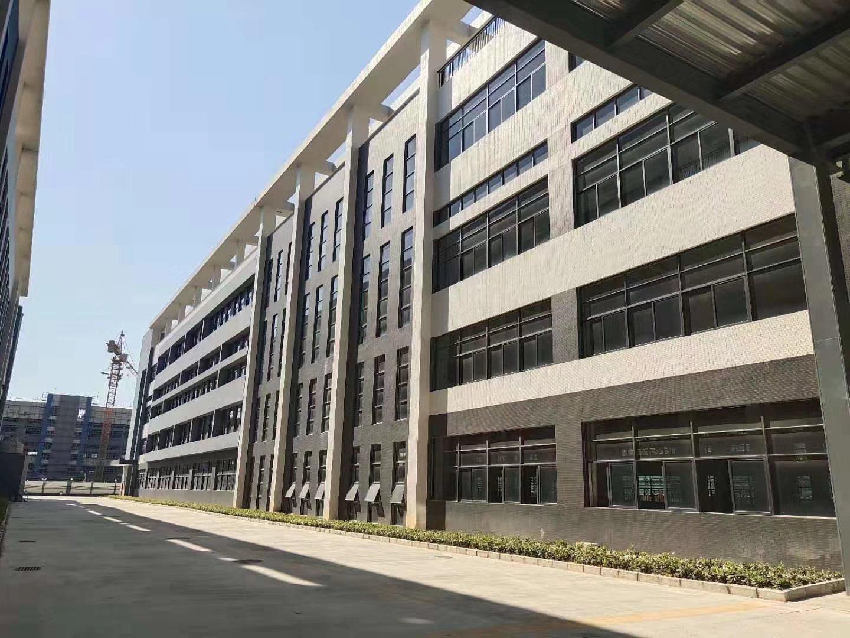 佛山三水西南工业园全新独栋标准厂房一到四层10500方出租