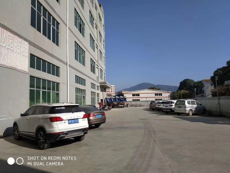 黄江镇高速出口标准一楼1000平方米厂房出租可办环评无公摊
