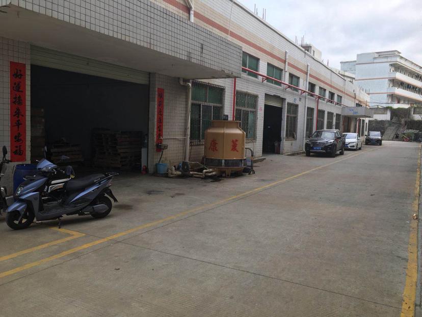 坑梓老坑工业区新出一楼750平米可办环评厂房出租
