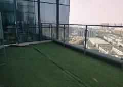 福永甲级写字楼精装修双阳台