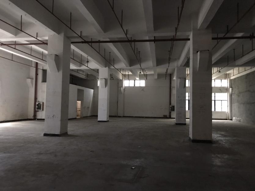 西乡固戍一楼900平米厂房,实用面积800平40元租