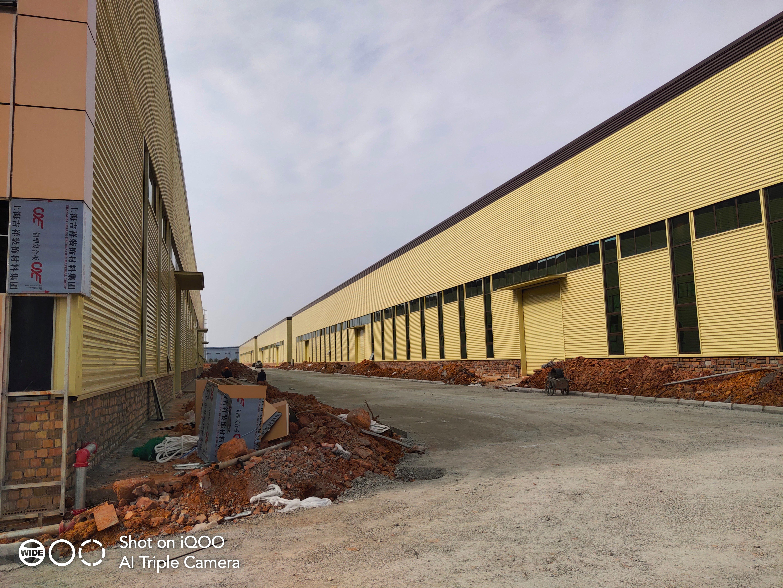 成都1小时经济圈独栋厂房800平起售