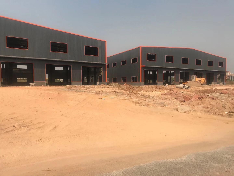 【狮山全新50亩工业园接受预定】 【厂房】30000方。