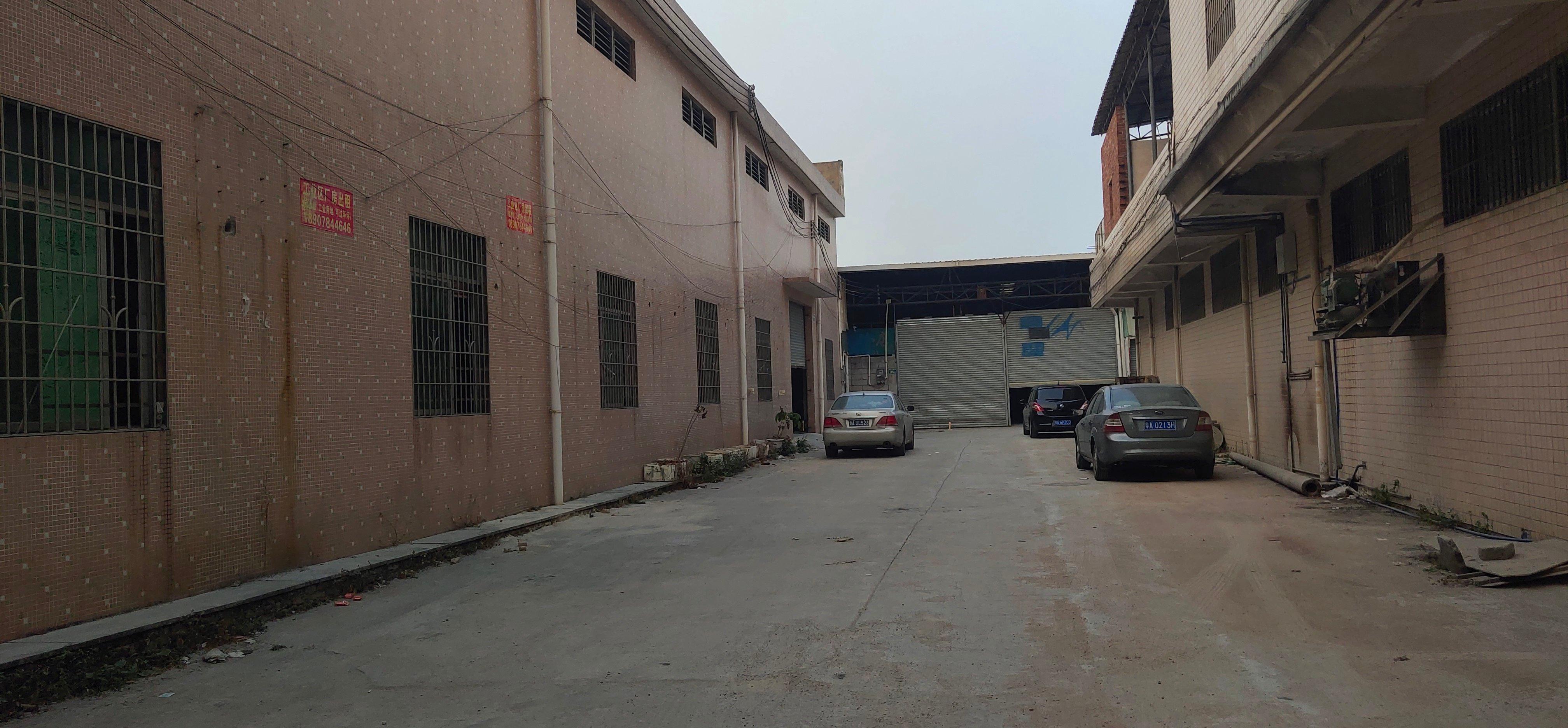 佛山祖庙厂房招租,可做污染行业,机械设备加工,纸箱印刷,注塑