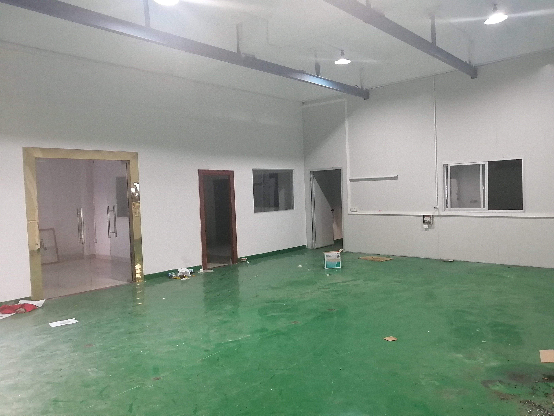 平湖华南城地铁口食品工业园厂房仓库2000平米出租可做中央厨