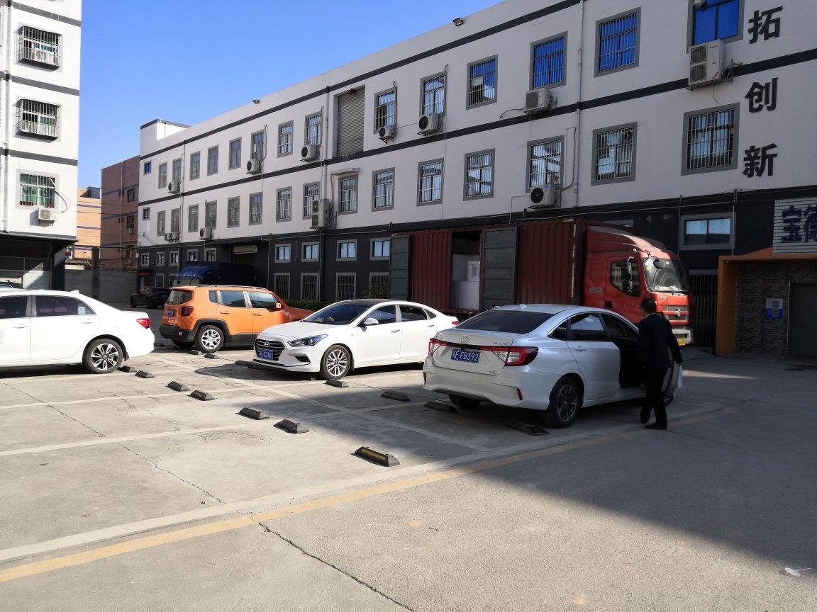 观澜梅观高速出入口3楼2000平方厂房出租
