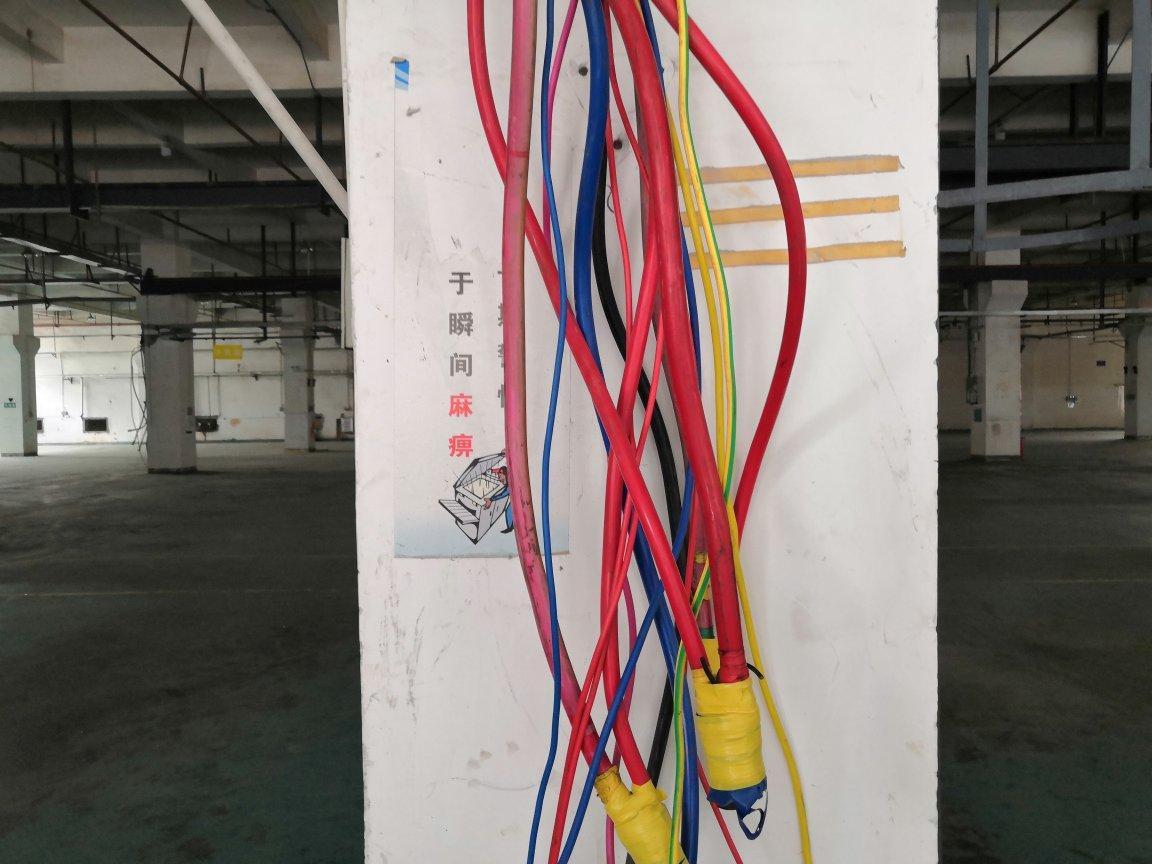 红本厂房一楼6331平出租跨度10米带牛角,带天然气,带水电-图2