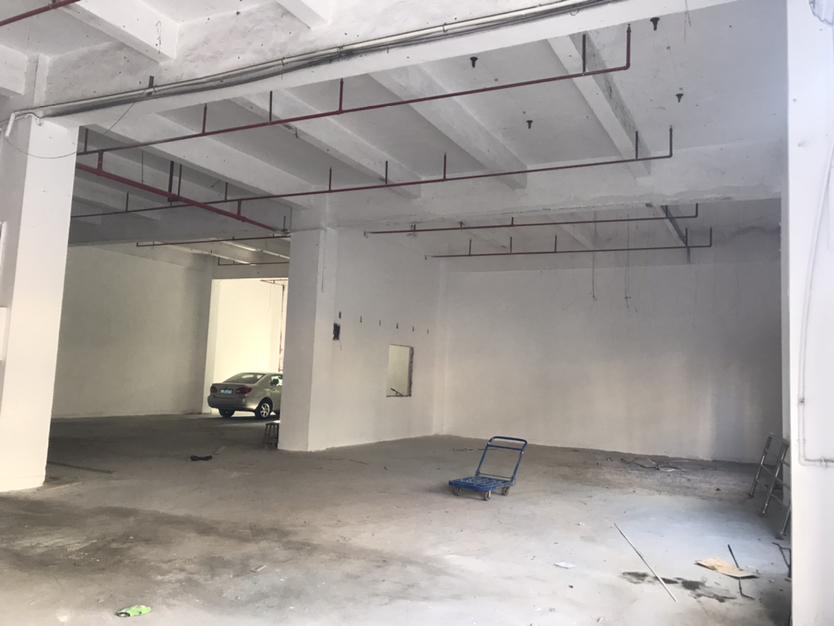 固戍地铁口原房东厂房650平米一楼,36元出租