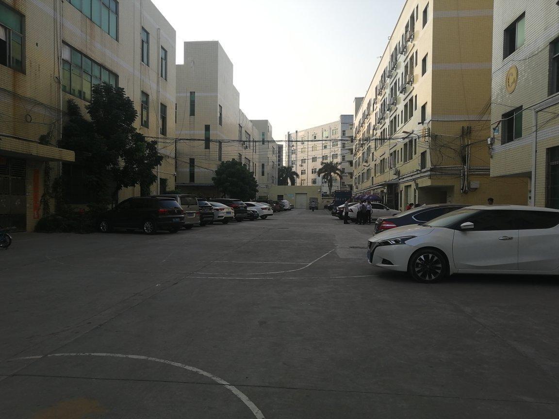 观澜大型工业园区内有独栋标准厂房。