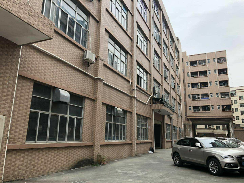 观澜桂花层高5米村委厂房2000平