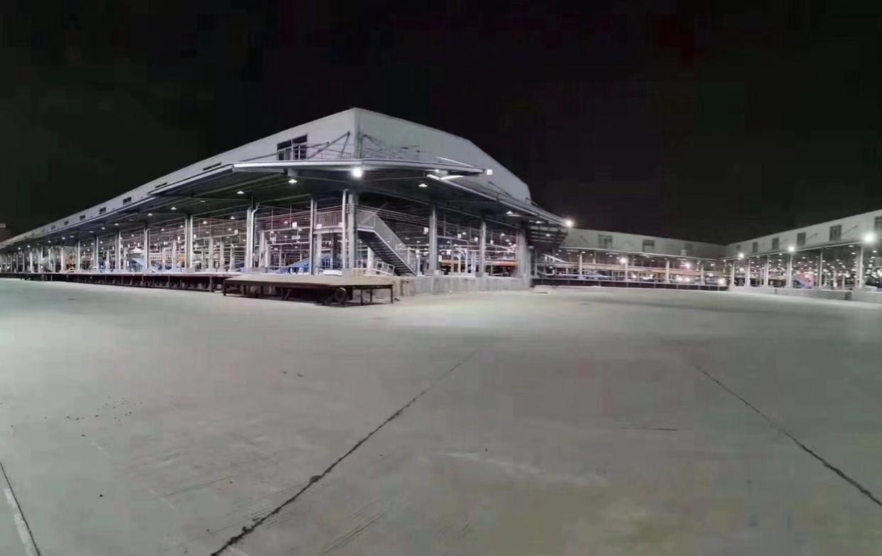 乐平新出正规物流仓库3万滴水12米带卸货平台空地超大!!