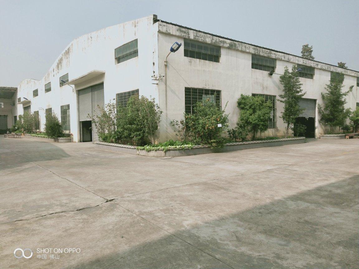 南海区丹灶镇工业园区原房东独院单一层3000平米出租可分租