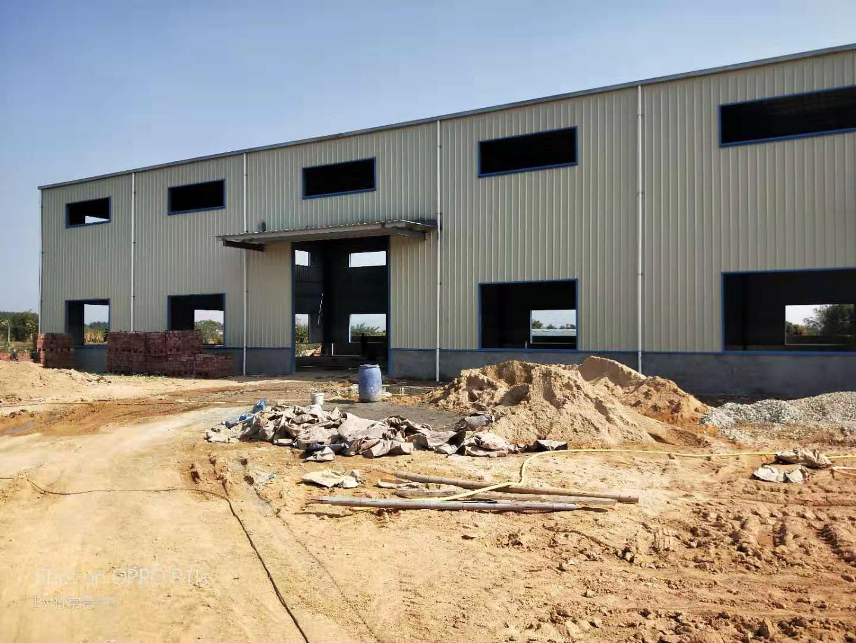 惠州博罗龙溪镇镇原房东钢构厂房1300平方