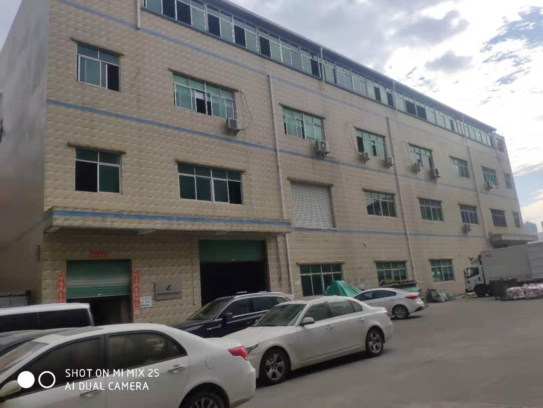坪山六联深汕路边上空出一楼500平方厂房出租,带办公室