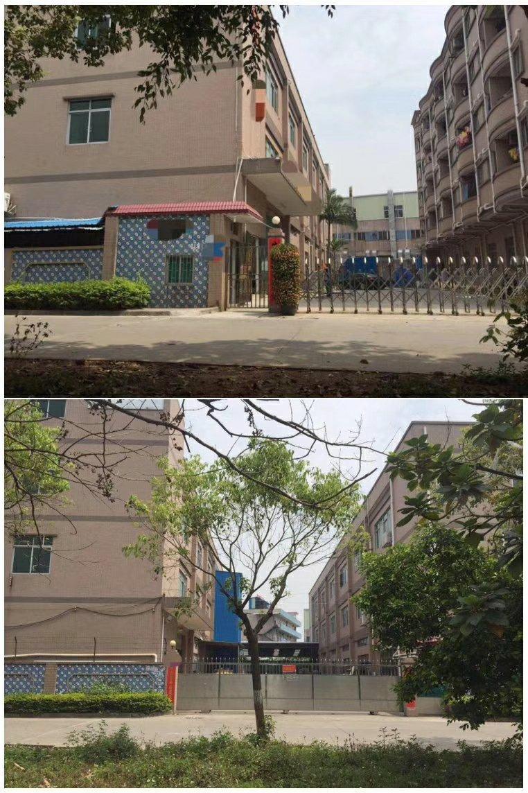 东莞出售12000平花园厂房带红本厂房