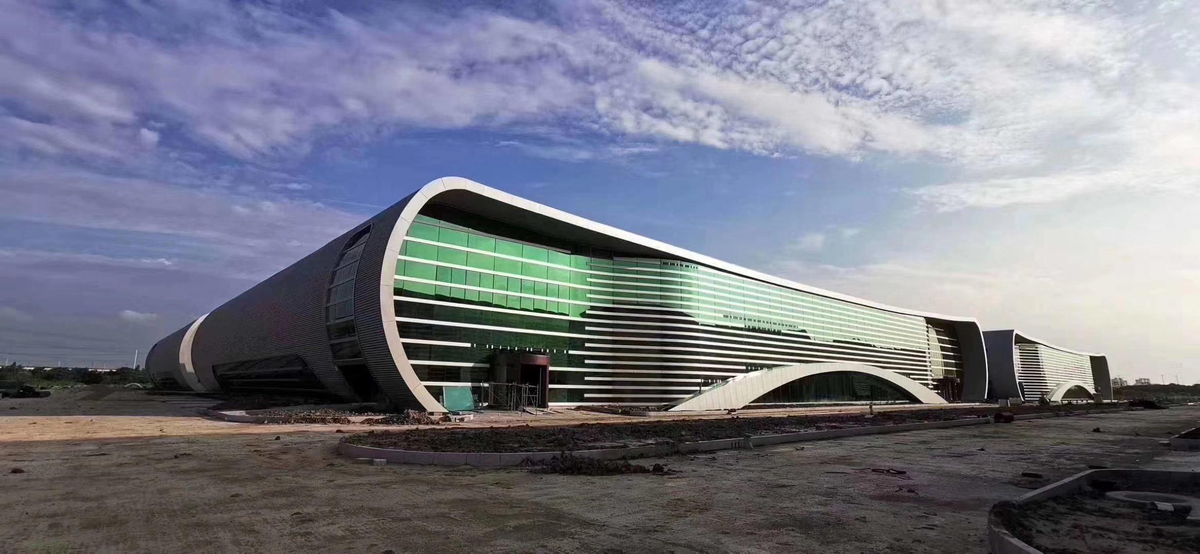 中山国土证件齐全科技园独栋出售,高度12米