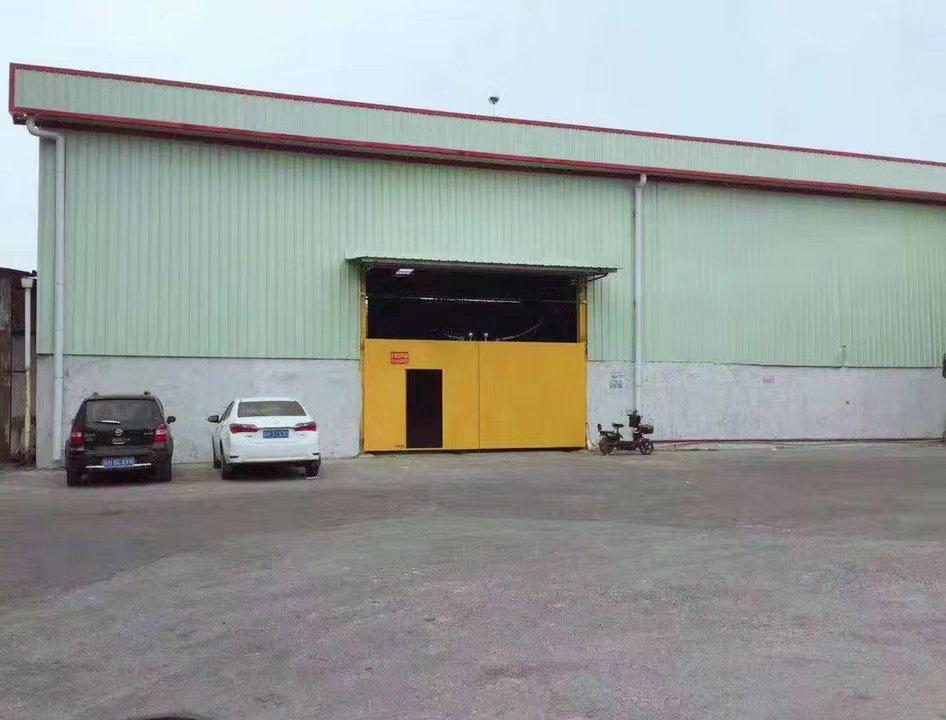勒流高速出口附近厂房1300方,新建厂房