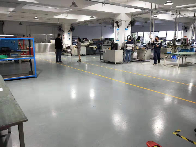 龙岗宝龙全新红本厂房2楼2500平精装修厂房出租有消防喷淋