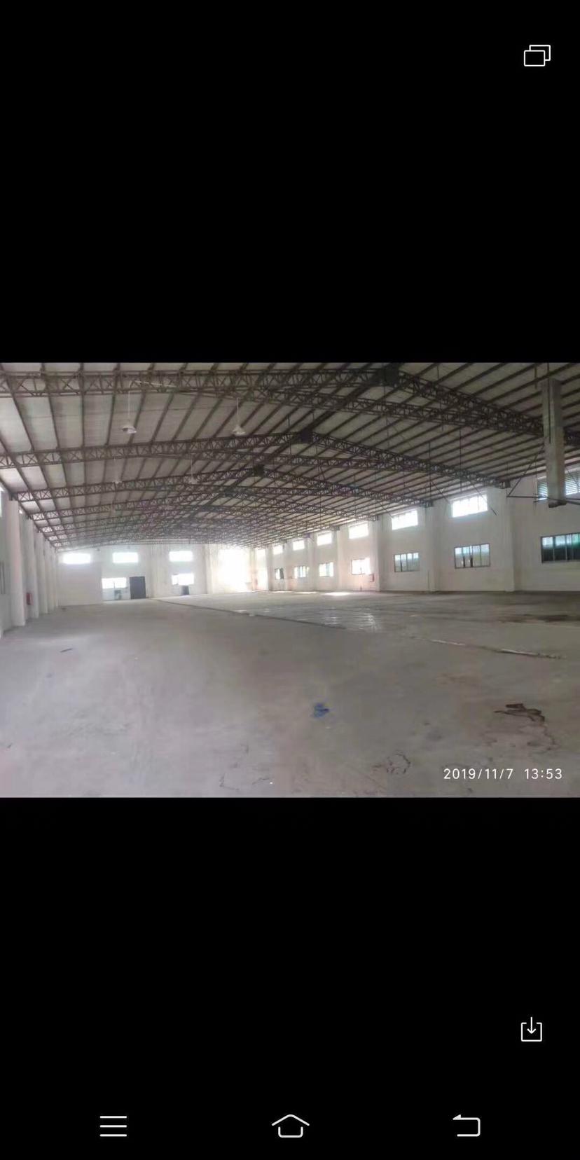 东城原房东独门独院单一层钢构1500平米有隔热层滴水6米