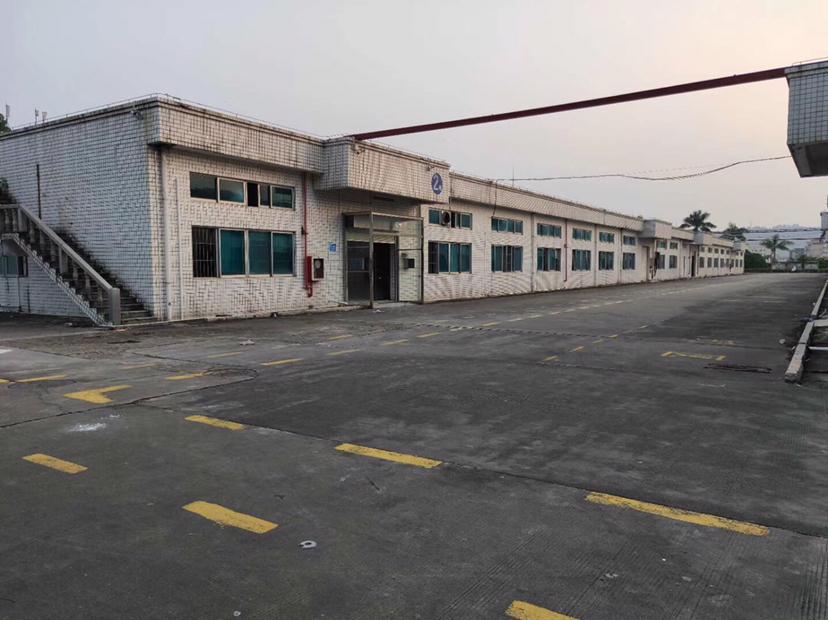 空地约3万平米免费使用合同长至12年西乡九围单一层2万平厂房