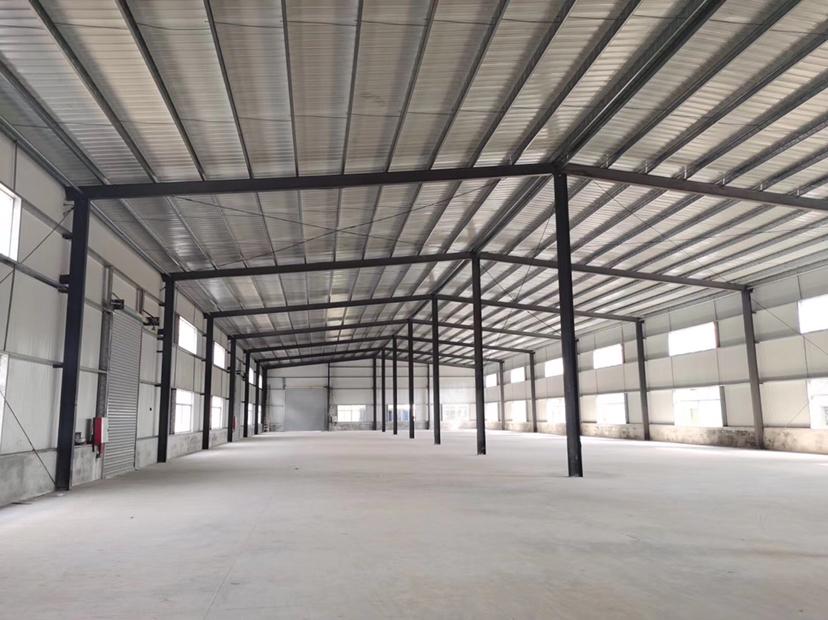 惠州惠阳自建标准9米钢结构物流仓库厂房3200平,有卸货平台