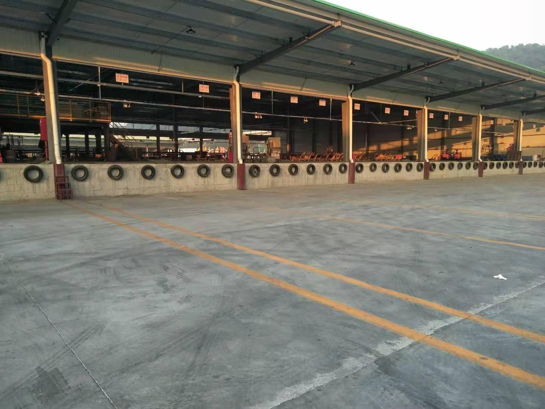 大型物流园标准库,带卸货平台15600平,最小5000分租-图2