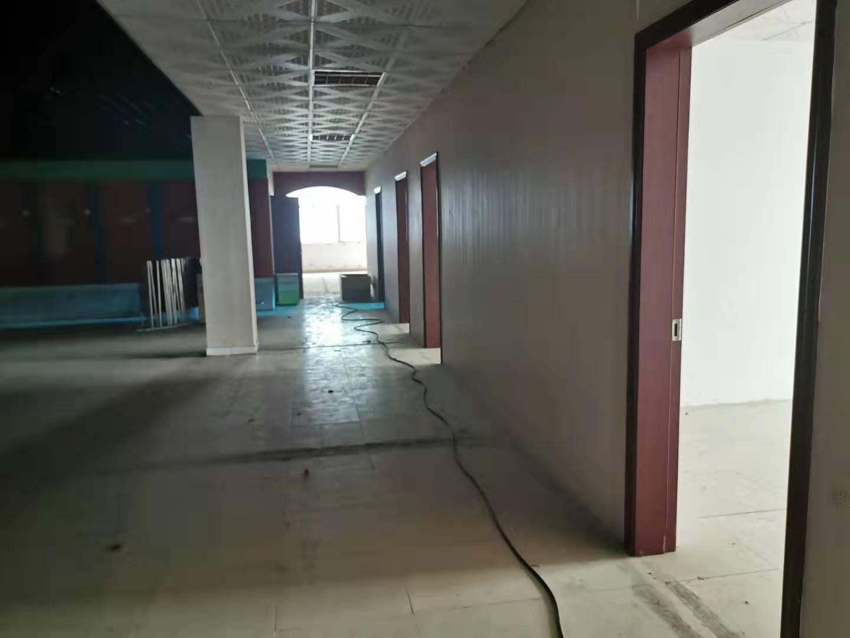 中山黄圃大雁工业园标准厂房三楼四楼分租